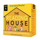 The Reading House Set 4: Short Vowel Clusters and Sight Words Cover Image