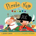 Pirate Nap: A Book of Colors Cover Image