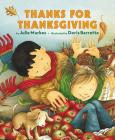 Thanks for Thanksgiving Board Book Cover Image