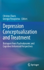 Depression Conceptualization and Treatment: Dialogues from Psychodynamic and Cognitive Behavioral Perspectives Cover Image