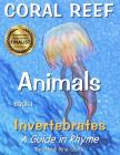 Coral Reef Animals Book 1: Invertebrates Cover Image