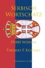Serbisch Wortschatz Cover Image