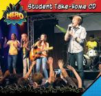 Vacation Bible School Vbs Hero Central Student Take-Home CD: Discover Your Strength in God! Cover Image
