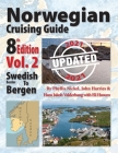 Norwegian Cruising Guide 8th Edition Vol 2-Updated 2021 Cover Image
