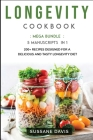 Longevity Cookbook Cover Image
