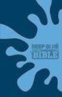Deep Blue Kids Bible-CEB-splash Cover Image