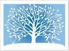 Note Card Laser Tree of Life [With 10 Cards and 11 Envelopes] Cover Image