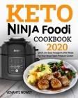 Keto Ninja Foodi Cookbook 2020 Cover Image