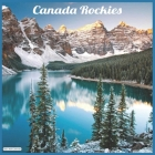 Canada Rockies 2021 Wall Calendar: Official Canada Rockies Calendar 2021 Cover Image