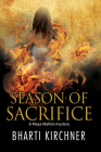 Season of Sacrifice: First in a New Seattle-Based Mystery Series (Maya Mallick Mystery #1) Cover Image
