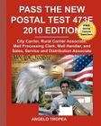 Pass the New Postal Test 473E 2010 Edition Cover Image