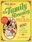 Will Shortz Presents The Family Treasury of Puzzles: 300 Fun Puzzles to Share Cover Image