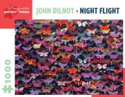 John Dilnot: Night Flight 1000-Piece Jigsaw Puzzle Cover Image
