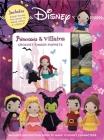 Disney Crochet Finger Puppets: Princess vs Villains (Crochet Kits) Cover Image