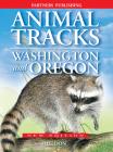 Animal Tracks of Washington and Oregon Cover Image
