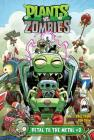 Petal to the Metal #2 (Plants vs. Zombies) Cover Image