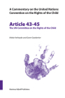 A Commentary on the United Nations Convention on the Rights of the Child, Articles 43-45: The Un Committee on the Rights of the Child Cover Image