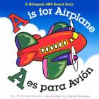 A is for Airplane/A Es Para Avion Cover Image