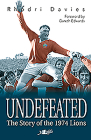 Undefeated: The Story of the 1974 Lions Cover Image