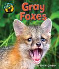 Gray Foxes (Wild Canine Pups) Cover Image