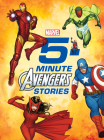 5-Minute Avengers Stories (5-Minute Stories) Cover Image
