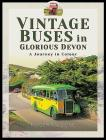 Vintage Buses in Glorious Devon: A Journey in Colour Cover Image