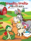 Sneaky Snake Mysteries: The Nest Mystery Cover Image