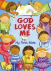 God Loves Me, My First Bible Cover Image