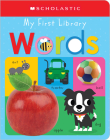 My First Words: Scholastic Early Learners (My First Learning Library) Cover Image