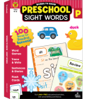 Words to Know Sight Words, Grade Preschool Cover Image