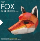 The Fox: An Enchanting Press-Out Mask for Parties, Festivals & Everyday Wear Cover Image