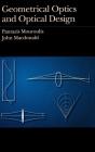 Geometrical Optics and Optical Design Cover Image
