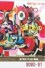 Anuario de Poesía de San Diego 2020-21: Fractal Cover Image