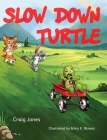Slow Down Turtle Cover Image