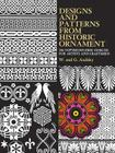 Designs and Patterns from Historic Ornament (Dover Pictorial Archive) Cover Image