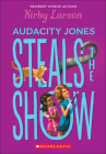 Audacity Jones Steals the Show Cover Image