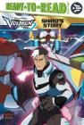 Shiro's Story (Voltron Legendary Defender) Cover Image