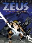 Olympians: Zeus: King of the Gods Cover Image