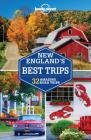 Lonely Planet New England's Best Trips (Trips Regional) Cover Image