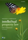 Holyoak and Torremans Intellectual Property Law Cover Image