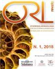 Revista ORL: Vol. 9, N. 1 (2018) Cover Image