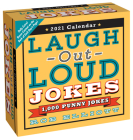 Laugh-Out-Loud Jokes 2021 Day-to-Day Calendar: 1,000 Punny Jokes Cover Image