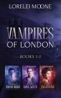 Vampires of London: Books 1-3 Cover Image