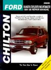 Ford Ranger, Explorer, and Mountainer, 1991-99 Cover Image
