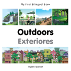 My First Bilingual Book–Outdoors (English–Spanish) Cover Image