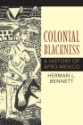 Colonial Blackness: A History of Afro-Mexico (Blacks in the Diaspora) Cover Image