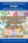 International Business Etiquette: Europe Cover Image