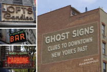 Ghost Signs: Clues to Downtown New York's Past Cover Image