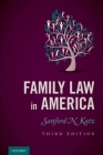 Family Law in America Cover Image