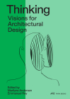 Thinking: Prospective Concepts for Architectural Design Cover Image